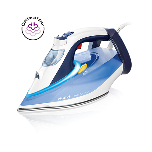 Philips PerfectCare Azur Stean Iron with OptimalTemp Technology