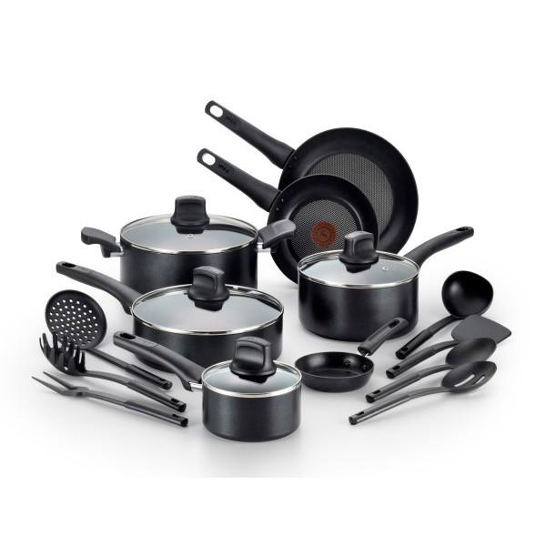 Tefal 18pc Non Stick Cookware Set