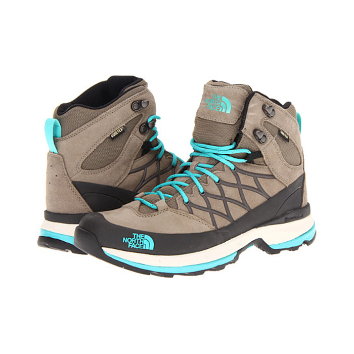 The North Face Women's Wreck Mid GTX Hiking Shoe (Limited Sizes)
