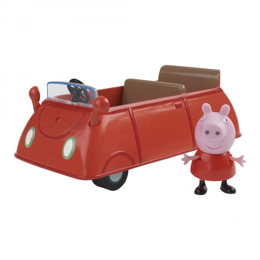 Peppa Pig Kids Vehicle Toy