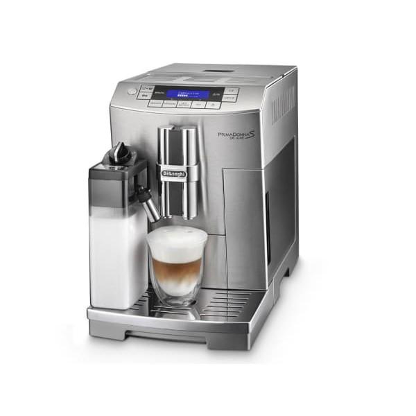 DeLonghi PrimaDonna S Deluxe Automatic Coffee Machine