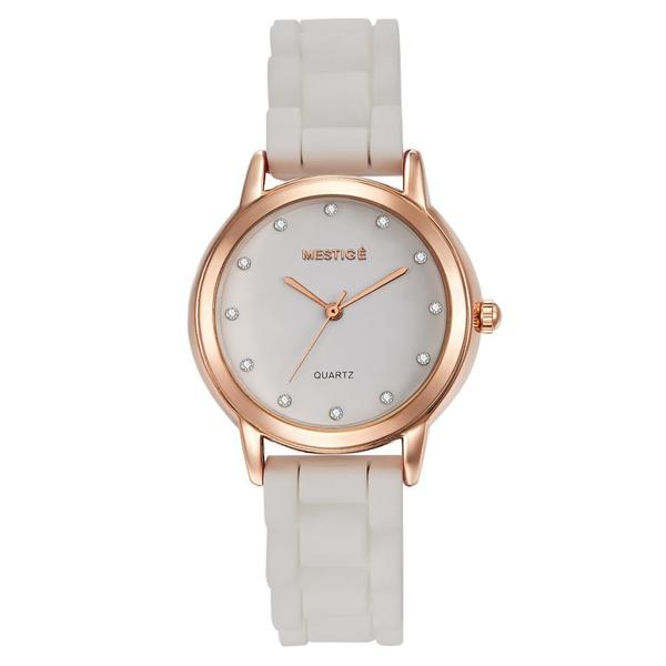 Mestige The Defoe Watch with Crystals from Swarovski (More Colours Available)