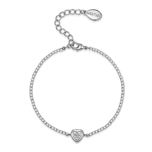 Mestige Mi Amor Bracelet with Crystals from Swarovski (More Colours Available)