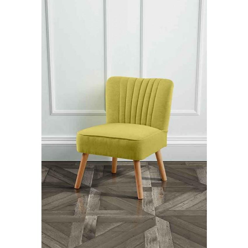 Lagom Lola Oyster Lime Chair