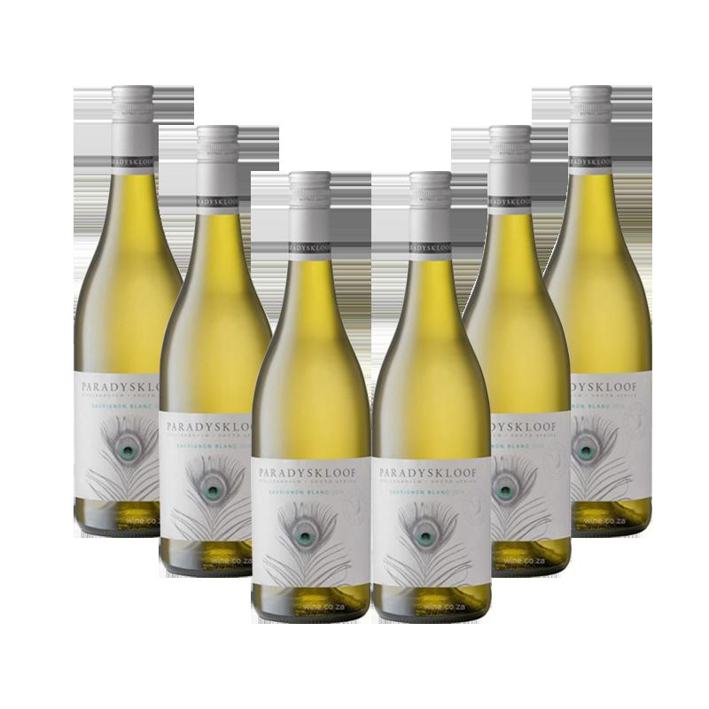 Paradyskloof Case of Sauvignon Blanc 2016 (R42 per Bottle, 6 Bottles)