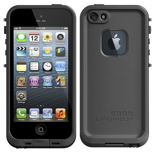 LifeProof Waterproof Fre Rugged Case for iPhone 5/5S/SE
