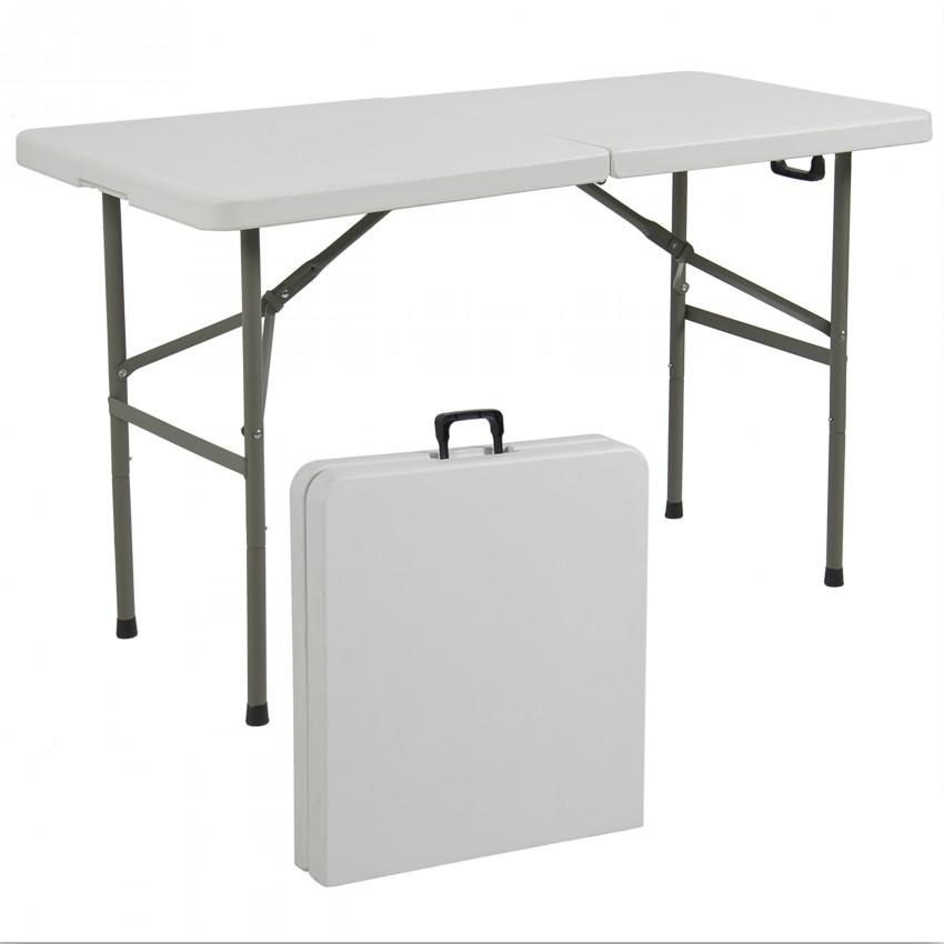 Easy Over 1.2m Folding Trestle Table