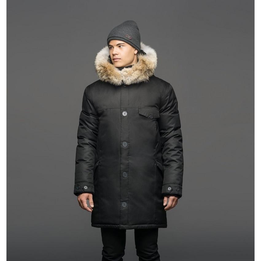 Nobis Mens Premium Duck Down Waterproof Jacket