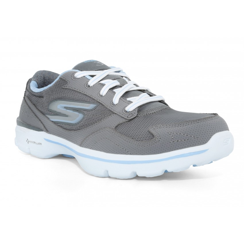 Skechers Ladies Go Walk 3 Victor Shoes
