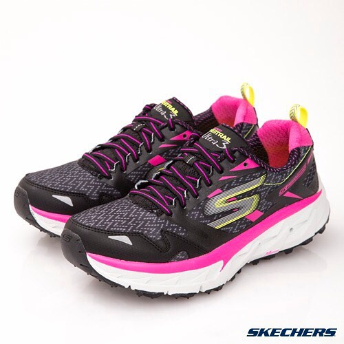 Skechers Ladies Go Trail Ultra 3 Running Shoes