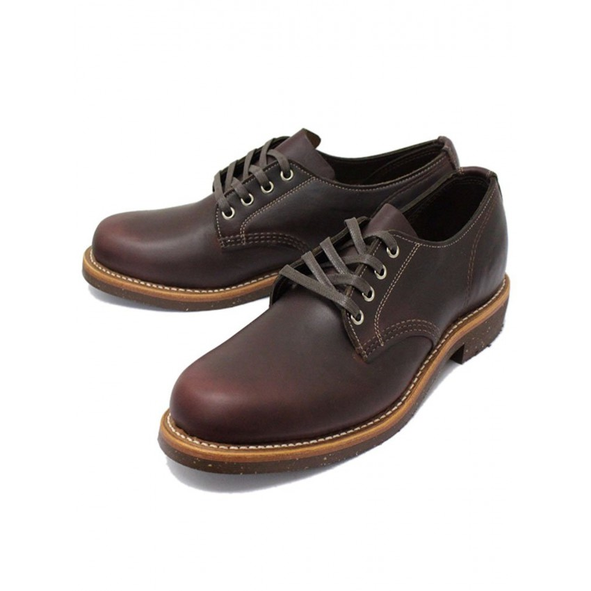 Chippewa Mens Anaflex General Utiliity Service Lace Up Shoes
