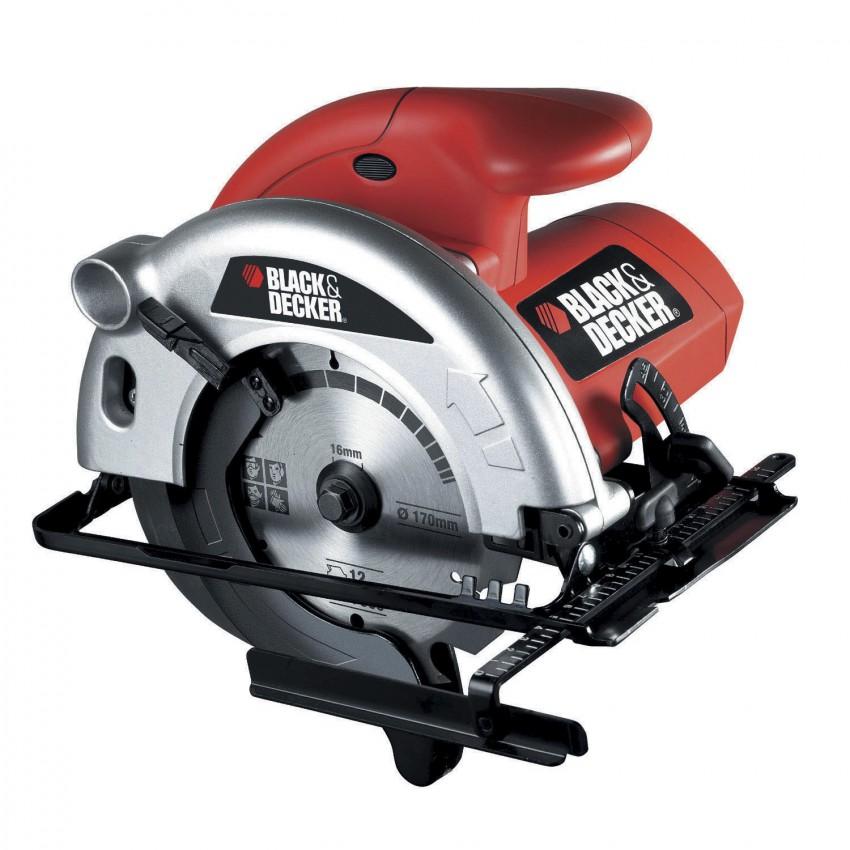 Black & Decker 1100 Watt Circular Saw with 170mm blade