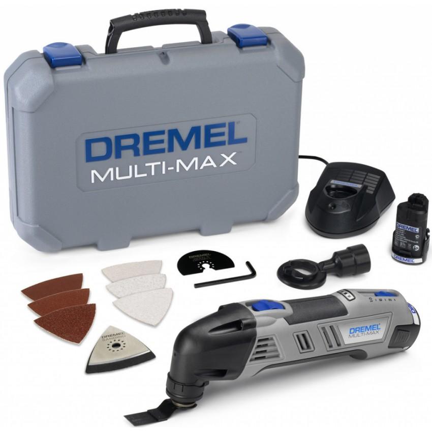 Dremel 10.8V Cordless 8300 Multi-Max Tool
