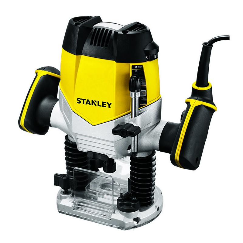 Stanley 1200W Plunger Router