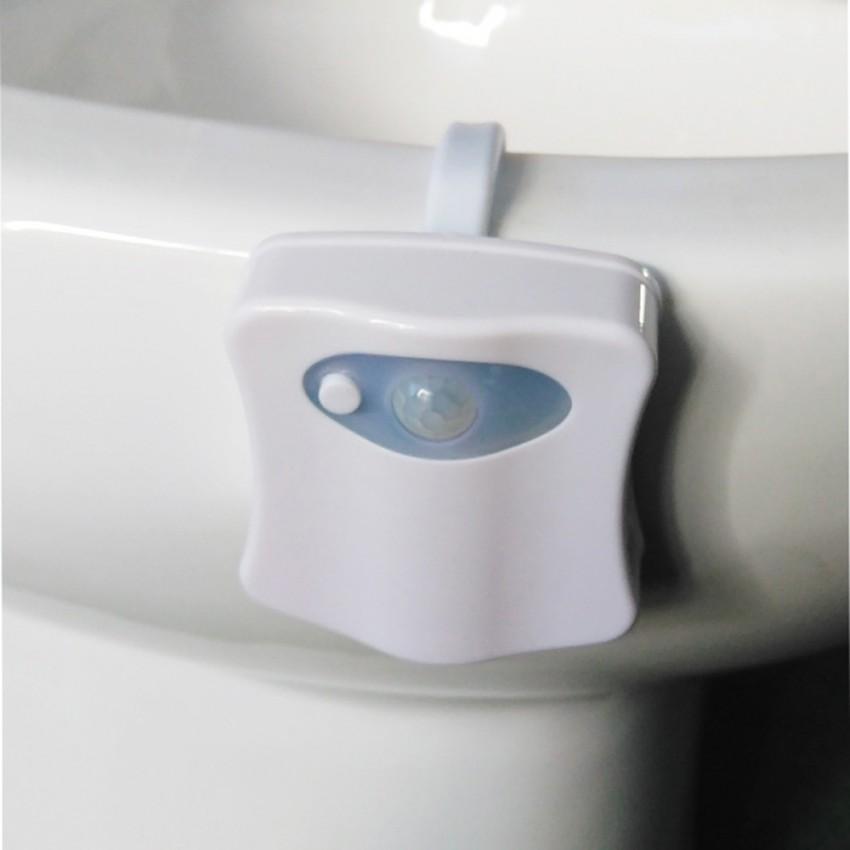 Loolight LED Toilet Nightlight with Motion Sensor