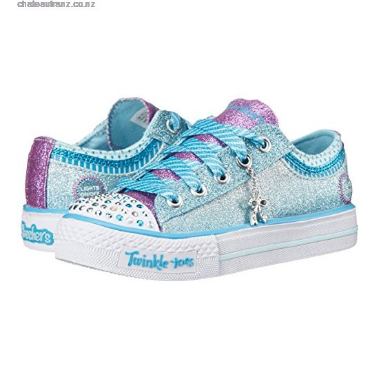 Skechers Girls Charmingly Chic Sneakers