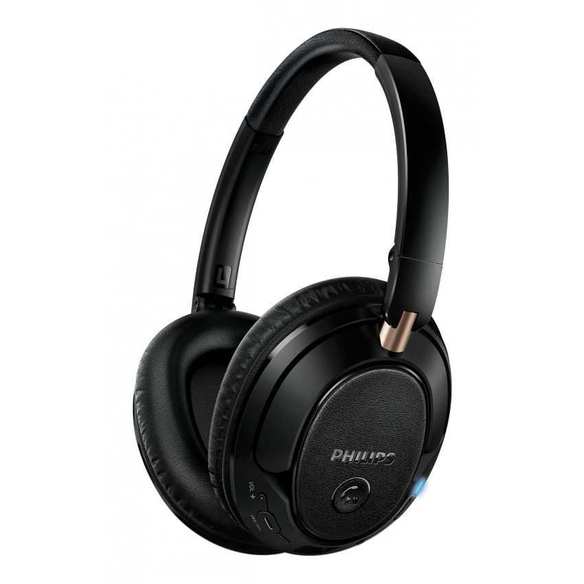 Philips Wireless Bluetooth Headphones with One-tap NFC Pairing