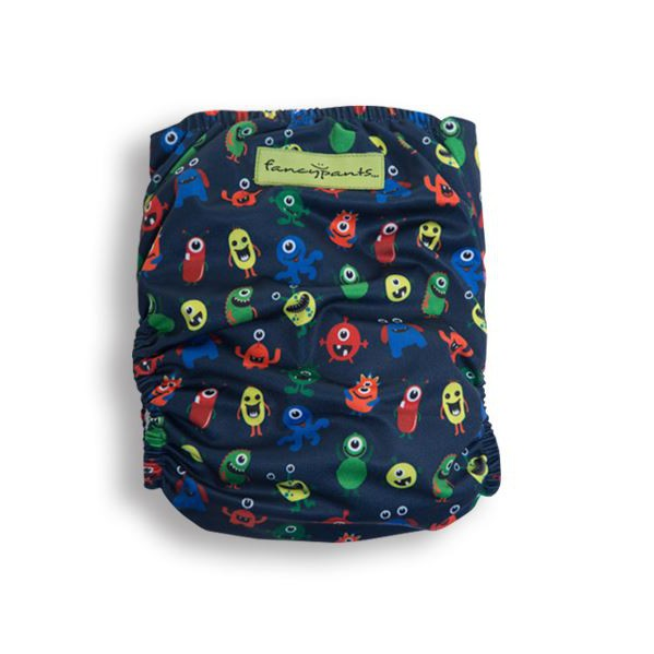 Fancypants Designer Nappies and Changing Mat Set