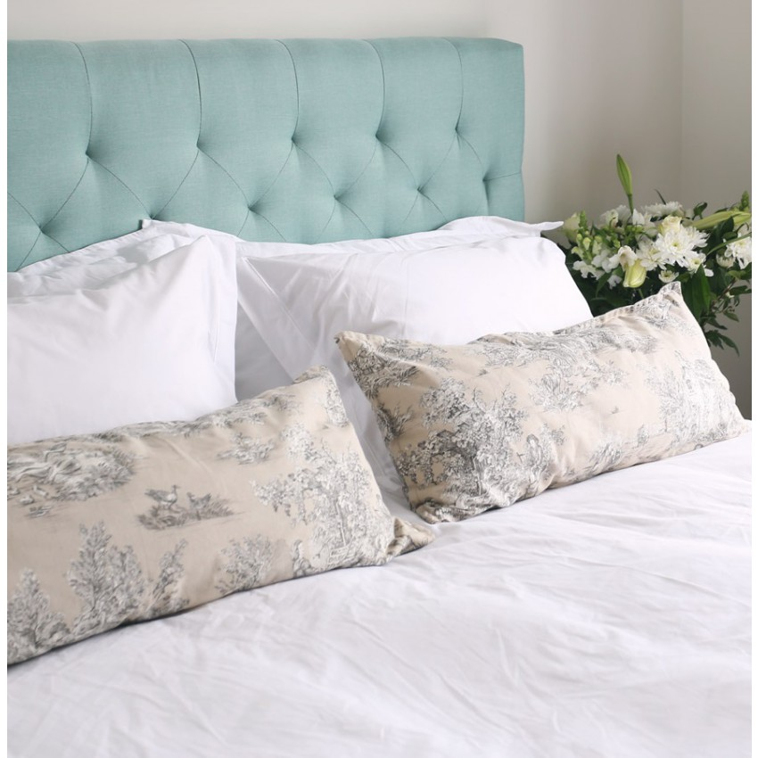 Sutton Collection Upholstered Headboards (Queen & King Size)