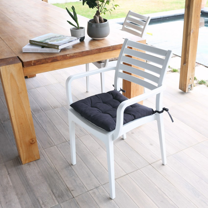 Sutton Collection Set of 4 Outdoor Chair Cushions