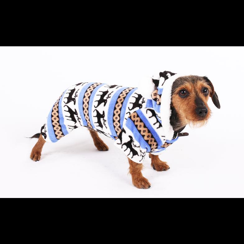 DRVKO Lush Dog Winter Onesie (More Colours Available)