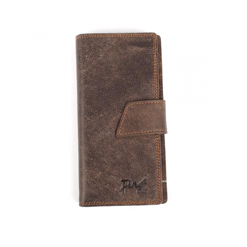 Toscana Fino Italian Leather Unisex Wallet