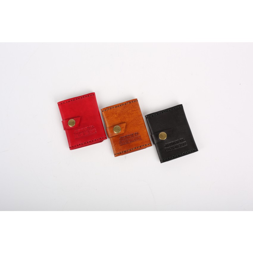 Left of The River Handcrafted Leather Wallets