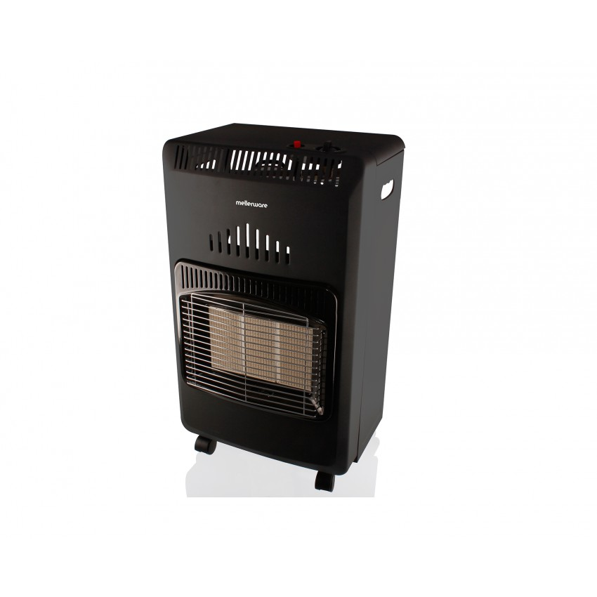 Mellerware Steel 3-Heat Setting Quantum Gas Heater