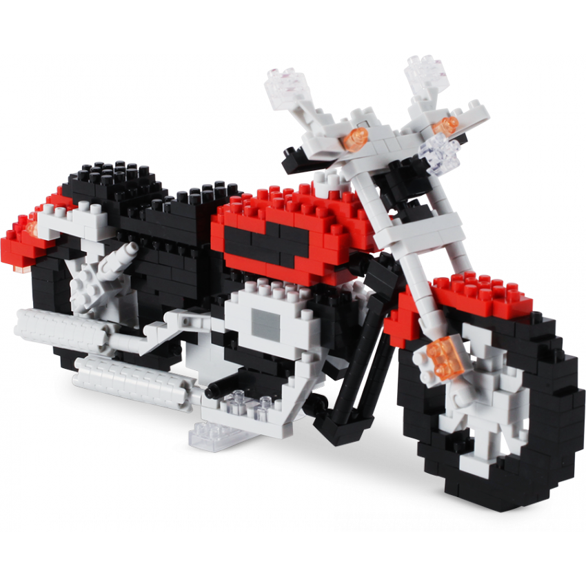 Nanoblock Middle Series Micro Building Blocks (More Styles Available)