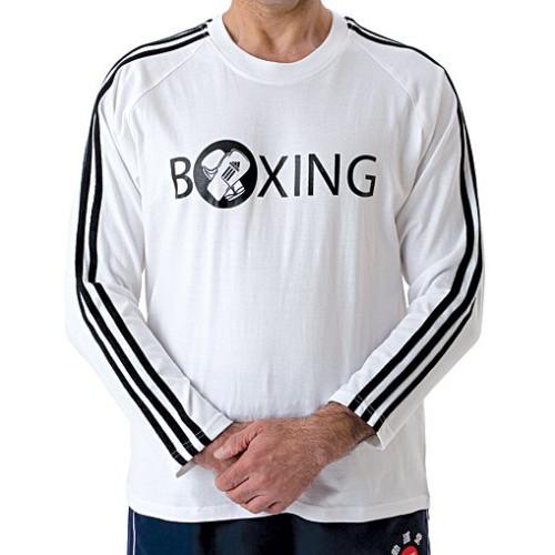 Adidas Full Sleeve Boxing Gym T-Shirts