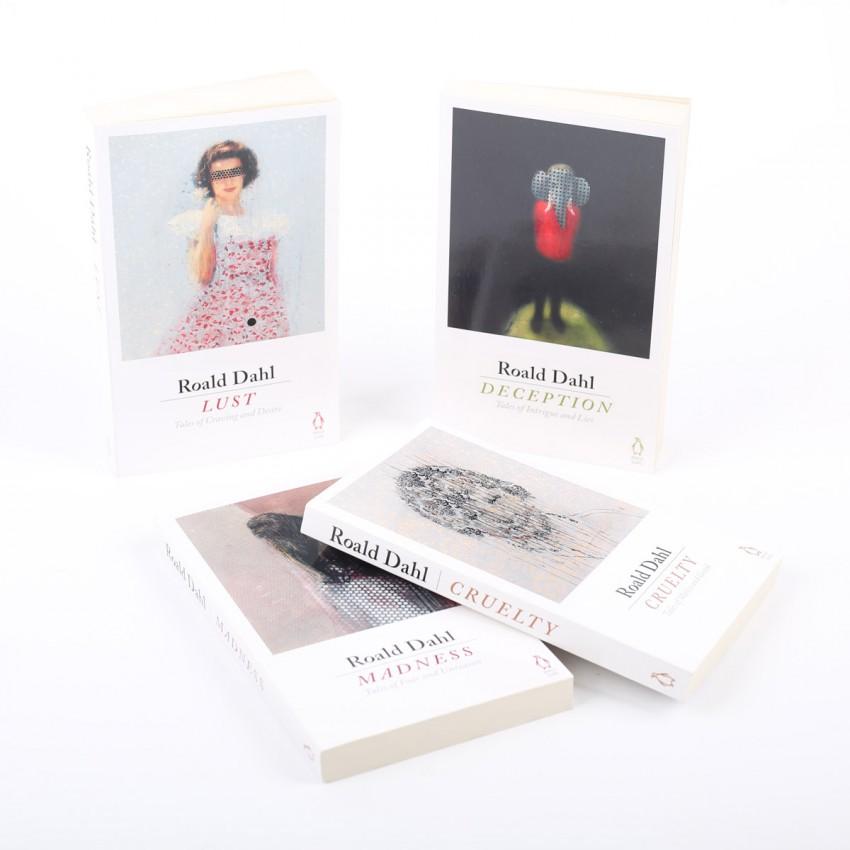 Roald Dahl Adult Contemporary Fiction Bundle (4 Books)