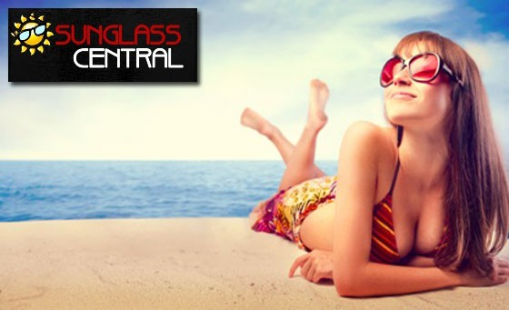 Awesome designer shades from Sunglass Central: for only R49 receive a 50% discount off any pair of designer sunglasses