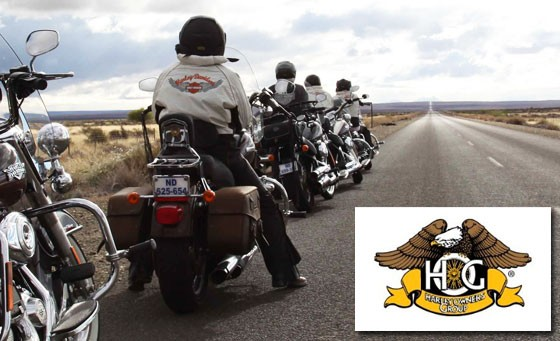Pay R299 for a pillion ride on the back of a Harley Davidson Motor Cycle including breakfast, valued at R600