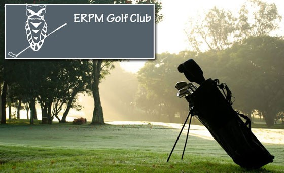 Golfer's paradise at ERPM Golf Club in Boksburg – Pay just R150 for 18 holes of golf (value R300)