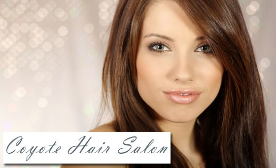 Sensational hair treatment at Coyote Hair – the famous Brazilian Blow Wave – just R499 (value R1200)