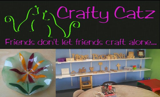 Get creative with Crafty Catz: enjoy a 3-hour Warm Glass class incl light snacks and beverages plus bonus – just R119 (value R430)