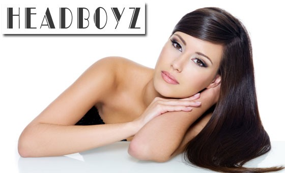 Make an impression with a traditional conditioning straightener OR classic perm, cut & blowave plus a reconditioning treatment at Headboyz – just R399 (value R895)