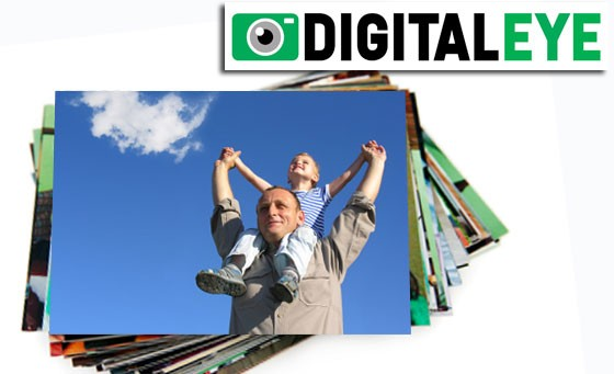 Bring your favourite memories to life for Father's Day with Digital Eye: for only R125 receive 50 jumbo photo prints. Seven branches throughout Cape Town (valued at R297)