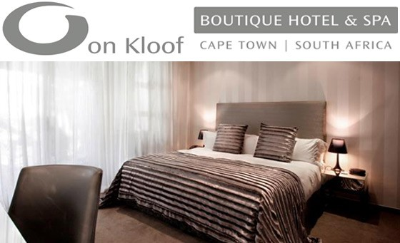 Bantry Bay luxury escape for 2: Multi-award winning O on Kloof Boutique Hotel – inc breakfast, bubbly +more. Only R699 (value R2176)