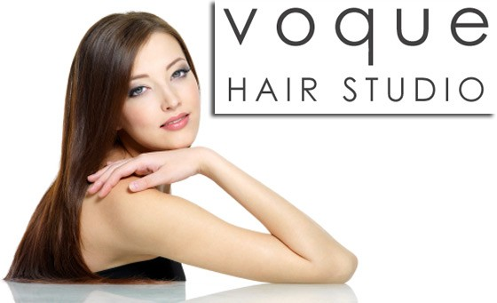 Hair make-over with Voque Hair Studio, situated in Sandton: a full head colour (tint), wash, cut, blow-dry AND professional hair treatment PLUS bonus – R499 (R1980)