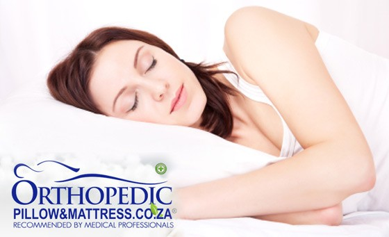 Sleep easy with 2 Memory Pro Pillows from Orthopedic Pillow and Mattress for only R699. Includes Nationwide Delivery and 5 year guarantee (value R1398)