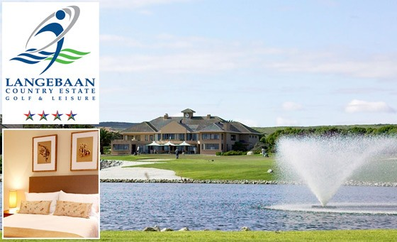 Langebaan Country Estate: holiday getaway for the family in a luxury self-catering apartment for 4 people, includes bonuses. Only R595 (value R1200)