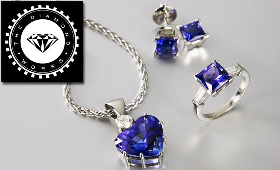 Diamonds are forever with The Diamond Works: for just R49 receive R1000 off any jewellery piece, incl complimentary Sparkling Tour for 2 people and beverages (save 95%)