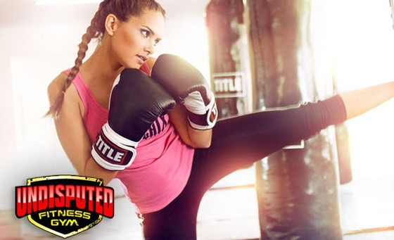 One month's membership at Undisputed Fitness Gym: includes full gym access, boxing, kick boxing and boot camp classes + assessment and bonus – just R99 (value R780 - save 87%)