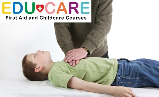 Essential skills for saving a life at EduCare: for R129 partake in a CPR and Choking First Aid Course for one person, ideal for anyone looking after a child, from nannies to grannies (value R260)