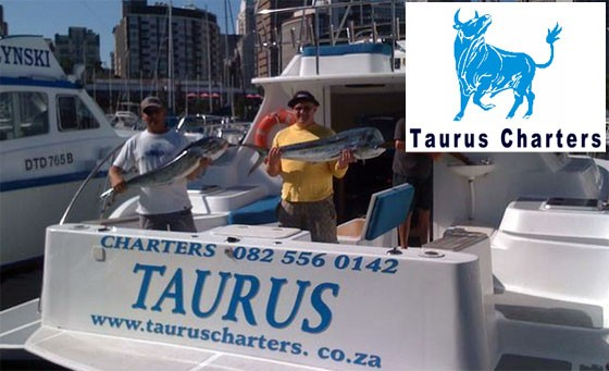 Today's Catch! 5-hour deep sea fishing trip off Durban for 3 people with Taurus Charters. Only R799 incl all gear, GPS + essential 'local knowledge' (value R2199)