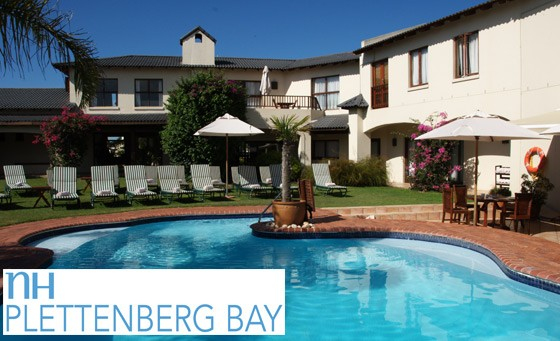 A romantic, picturesque seaside retreat at the NH Plettenberg Bay: for only R999 enjoy 3 nights for 2 incl breakfast daily and more. Stunning Garden Route accommodation (value R2650)
