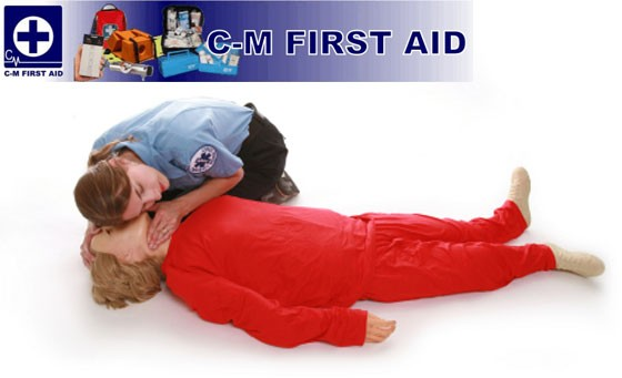 Essential life-saving skills at C-M First Aid. R199 for a full day First Aid Level 1 Certified Training Course including first aid manual and more plus bonus (valued at R900 - save 78%)