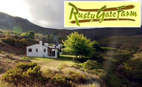 Escape to a serene mountain retreat at Rusty Gate Farm: for only R899 enjoy a 2 night stay for up to 4 people in a self-catering cottage (value R2400 - save up to 63%)