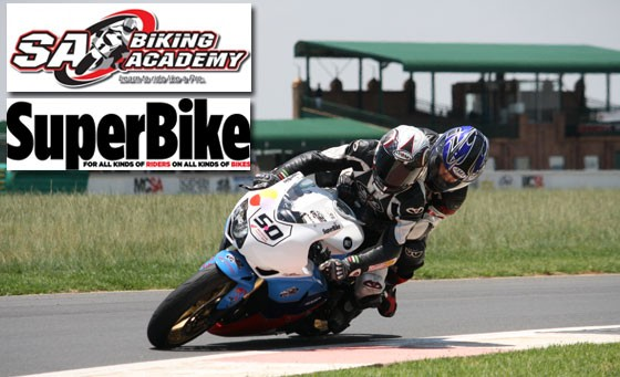 Reach top gear with SA Biking Academy: 2 exhilirating laps on a Honda Fireblade around Kayalami or Red Star Race Track – just R299 (value R500)